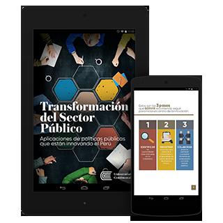 Transformación del sector público: casos de éxito
