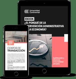 Ebook: ¿El porqué de la intervención administrativa en la economía?