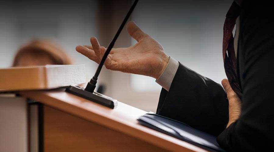 Litigación oral estratégica