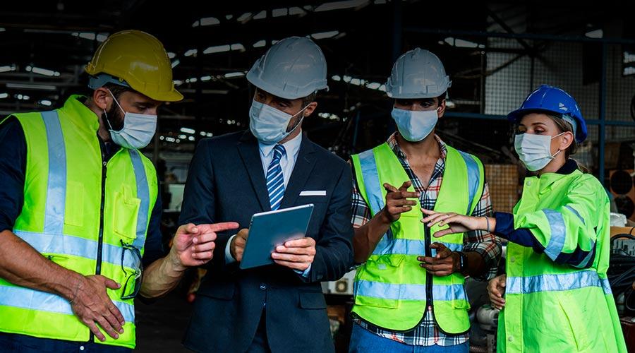Mejora continua aplicada a la seguridad y salud en el trabajo