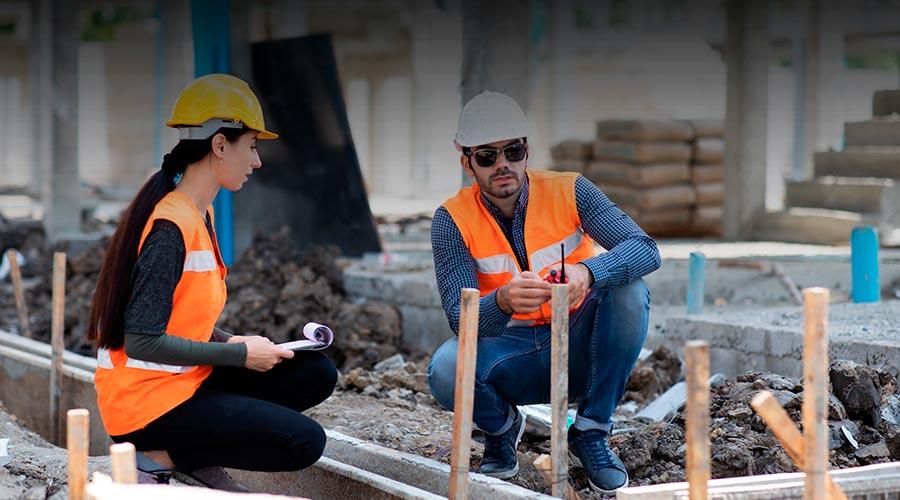 La inspección por riesgo en una edificación